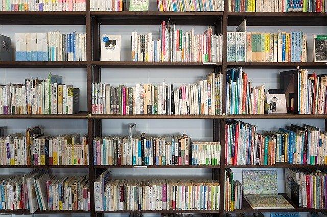 本棚 引越し